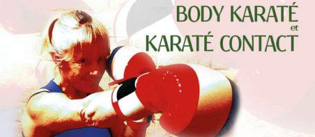 Stage body karaté et karaté contact ! Inscrivez-vous !